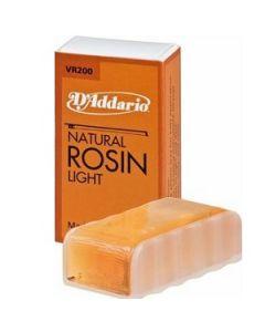 Pece d'Addario Natural Rosin light violino