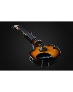 Violino elettrico Cantini Earphonic Occhietto Tobacco Burst 4 corde