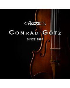 Archetto per violoncello in pernambuco CONRAD GOETZ** mod.75 bacchetta ottagonale timbrata e con timbro su nasetto (Götz)
