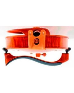 "Spalliera Mach One violino in legno ""with hook"""