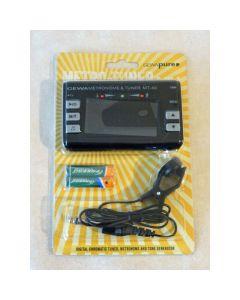 Accordatore/metronomo elettronico Gewa Pure MT-40