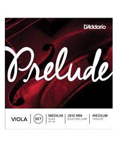 D'Addario Prelude viola set