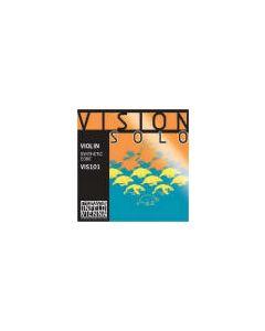 Thomastik Vision Solo violino set con re argento