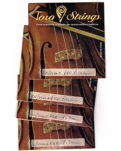 Toro viola Set completo (La e Re nude, Sol e Do argento)