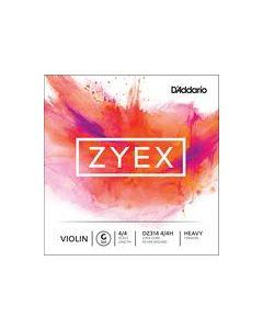 D'addario Zyex violino 4 - Sol