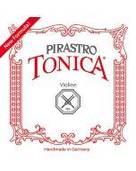 Pirastro Tonica violino set 4/4 con Mi alluminio