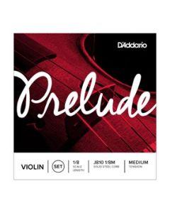 D'addario Prelude violino set 1/8