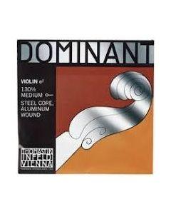 Thomastik Dominant set per violino 1/2 con Mi alluminio