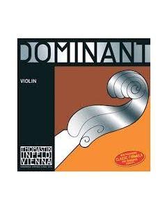 Thomastik Dominant per violino, set completo scalato 1/2 o 1/4 con Mi acciaio