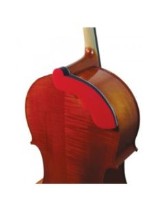 Acousta Grip Cellopad Virtuoso Contour, cuscinetto in gommapiuma per violoncello