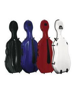 Custodia rigida per violoncello Gewa Evolution Rolly
