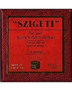 "Pece Hill Sonella ""Szigeti"" Red Label - Super Grip Resin"
