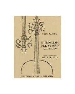 Flesch-Curci, Il problema del suono sul violino (Curci)