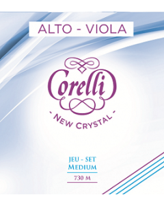 Corelli New Crystal viola set medio o forte