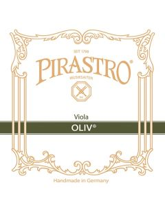 Pirastro Oliv Stiff viola 4 - Do tungsteno / argento