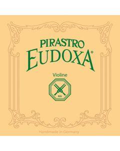 Pirastro Eudoxa violino set (mi acciaio)