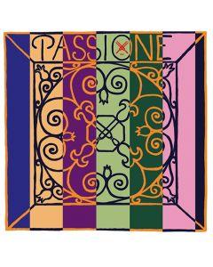 Pirastro Passione Solo violino 1 - Mi silvery steel