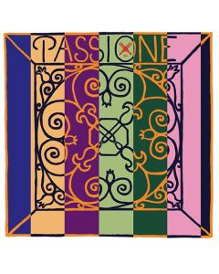 Pirastro Passione Solo violino 3 - Re budello/argento