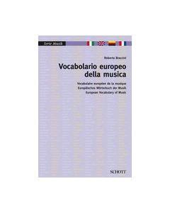Braccini, R. - Vocabolario pratico (Serie Musik)