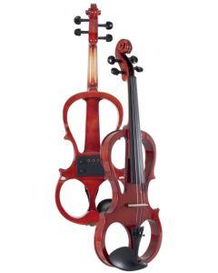 Violino elettrico Vox Meister VH-E02 con custodia ed arco
